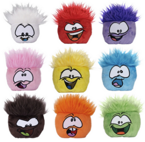 Puffles serie 5